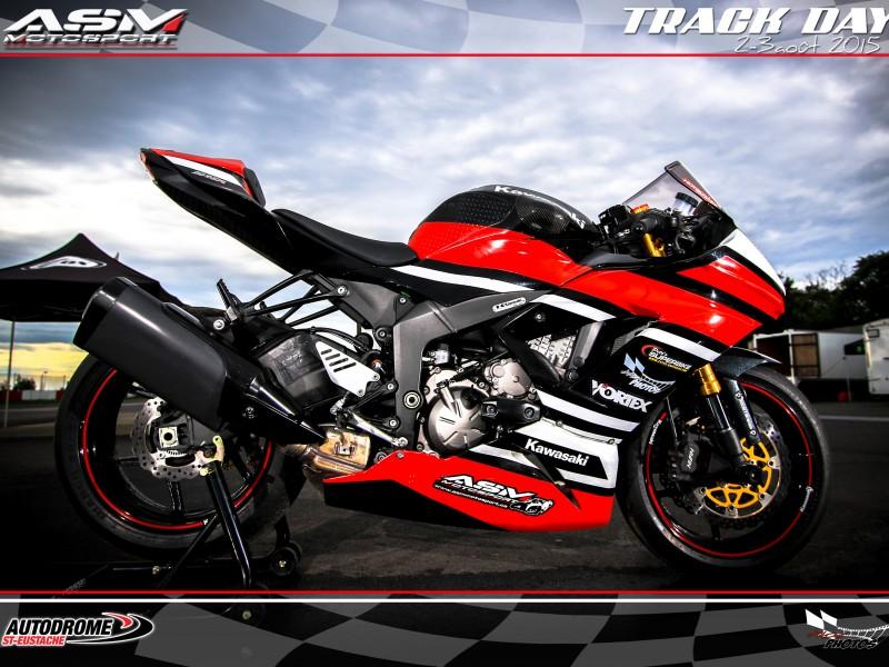 Kawasaki ZX-6R 636 ABS